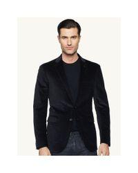 Ralph Lauren Black Label - Black Corduroy Nigel Sport Coat for Men - Lyst