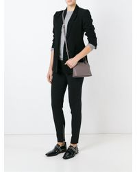 MICHAEL Michael Kors Gray Cindy Mini Cross-Body Bag