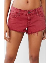 BDG | Purple Low-rise Dolphin Short | Lyst