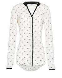 Liu Jo | White 'aneto' Shirt | Lyst