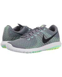 Nike - Gray Flex Flury - Lyst