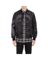 Rag & Bone | Black Men's Liberty Manston Bomber Jacket for Men | Lyst