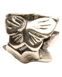 Trollbeads | Metallic 'butterflies' Bead | Lyst