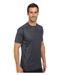 Under Armour | Gray Raid S/s Tee for Men | Lyst