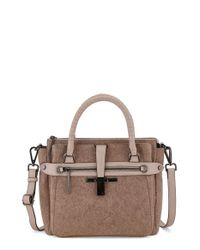 Elliott Lucca | Brown 'iara Midi' Satchel | Lyst