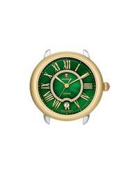 Michele - Green 34mm - Lyst