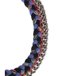 Venessa Arizaga | Multicolor Wednesday Chain Plaited Necklace | Lyst