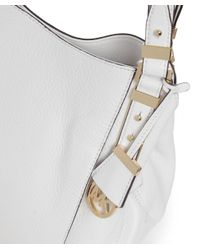 MICHAEL Michael Kors White Bowery Large Shopper Bag