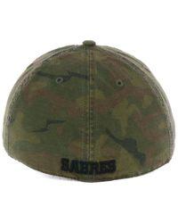 47 Brand Green Buffalo Sabres Movement Cap for men