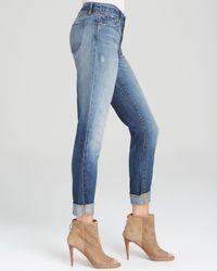 J Brand Blue Jeans - Jake Slim Boy Fit In Adored