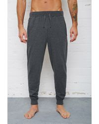 Forever 21 - Gray Bread & Boxers Lounge Pant for Men - Lyst