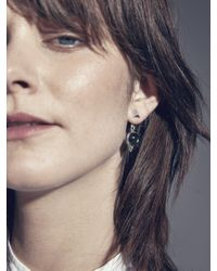 Jenny Bird - Metallic Nova Backdrop Earrings - Lyst