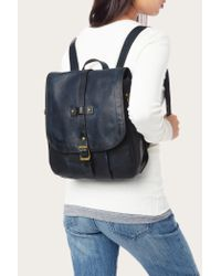 Frye | Blue Parker Backpack | Lyst