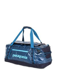 Patagonia Blue 60l Black Hole Duffel Bag for men