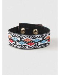 TOPMAN - Multicolor Festival Popper Wristband* for Men - Lyst