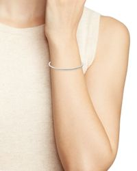 Nadri | Metallic Bangle | Lyst