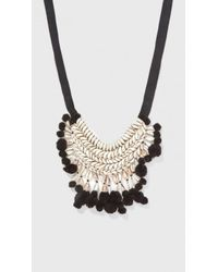 Figue - Black Malo Necklace - Lyst