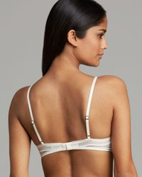 Calvin Klein White Bra Launch Lace Unlined Underwire