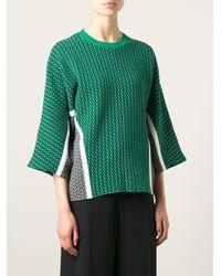 Marni | Green Sweater | Lyst