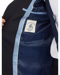 Paul Costelloe Blue Slim Fit Dinner Suit for men