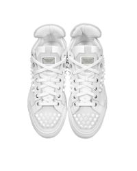 Philipp Plein Peter White Sneaker W/Studs for men