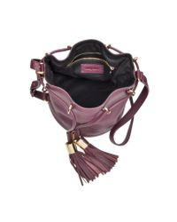 See By Chloé | Purple Viki Small Bucket Bag | Lyst