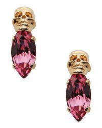 Iosselliani | Pink Earrings | Lyst