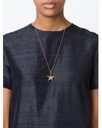 True Rocks | Metallic 'star' Necklace | Lyst