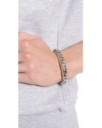 Vita Fede - Metallic Monaco Single Bracelet - Lyst