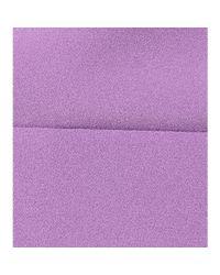 ROKSANDA Purple Floor-length Crepe Dress