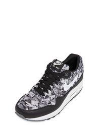 Lyst Nike Hombres Air Tropical Print Air Hombres Max 1 Gpx En Negro Para Hombres a64263