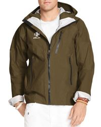 Ralph Lauren - Green Polo Rlx Ripstop Windbreaker for Men - Lyst