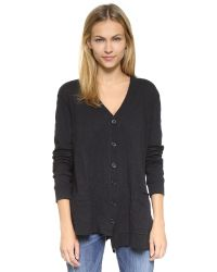 Wilt - Black Shrunken Layered Sweater - Lyst