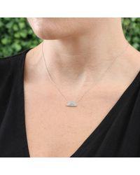 Andrea Fohrman - Metallic Small Rainbow Necklace - Lyst