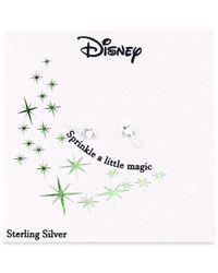 Disney - Metallic Magic Wand Stud Earrings In Sterling Silver - Lyst