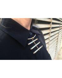 Jenny Bird | Metallic Alt Collar | Lyst