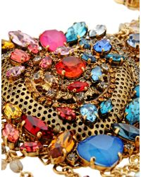 Vickisarge Metallic Necklace