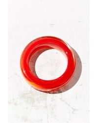 Urban Outfitters - Red Fez Pop Bangle Bracelet - Lyst