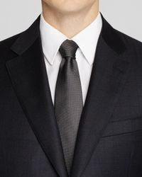 Canali - Gray Windowpane Classic Fit Suit for Men - Lyst