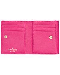 kate spade new york Pink Cedar Street Tavy Wallet