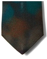 Paul Smith | Brown Assorted Rainbow Lights Tie for Men | Lyst