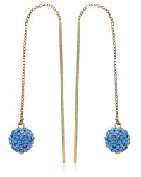 Isabel Marant | Blue The Party Earrings | Lyst