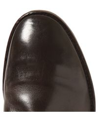 Officine Creative | Brown Princeton Leather Oxford Shoes for Men | Lyst