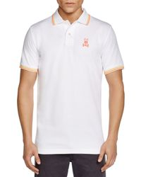 Psycho Bunny | Pink Neon Bunny Polo - Regular Fit for Men | Lyst