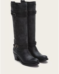 Frye | Black Jane Strappy | Lyst