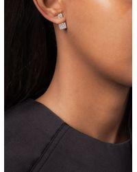 Vita Fede - Metallic 'double Cubo' Earrings - Lyst
