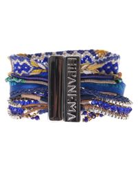 Hipanema - Blue Hipasailor Bracelet - Lyst