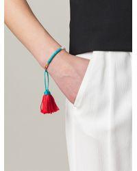 Aurelie Bidermann | Blue Bracelet | Lyst