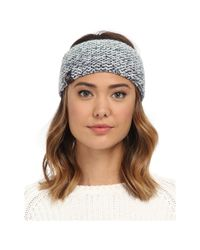 UGG - Blue Grand Meadow Novelty Headband - Lyst