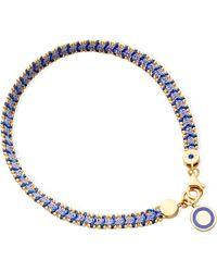 Astley Clarke | Purple Mood Indigo Cosmos Friendship Bracelet | Lyst